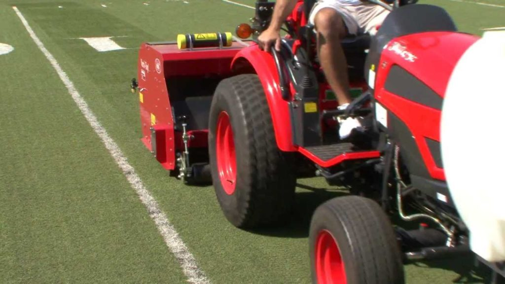 athletic turf care